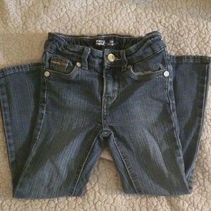Levi Jean's (Toddler Girls-slim straight)